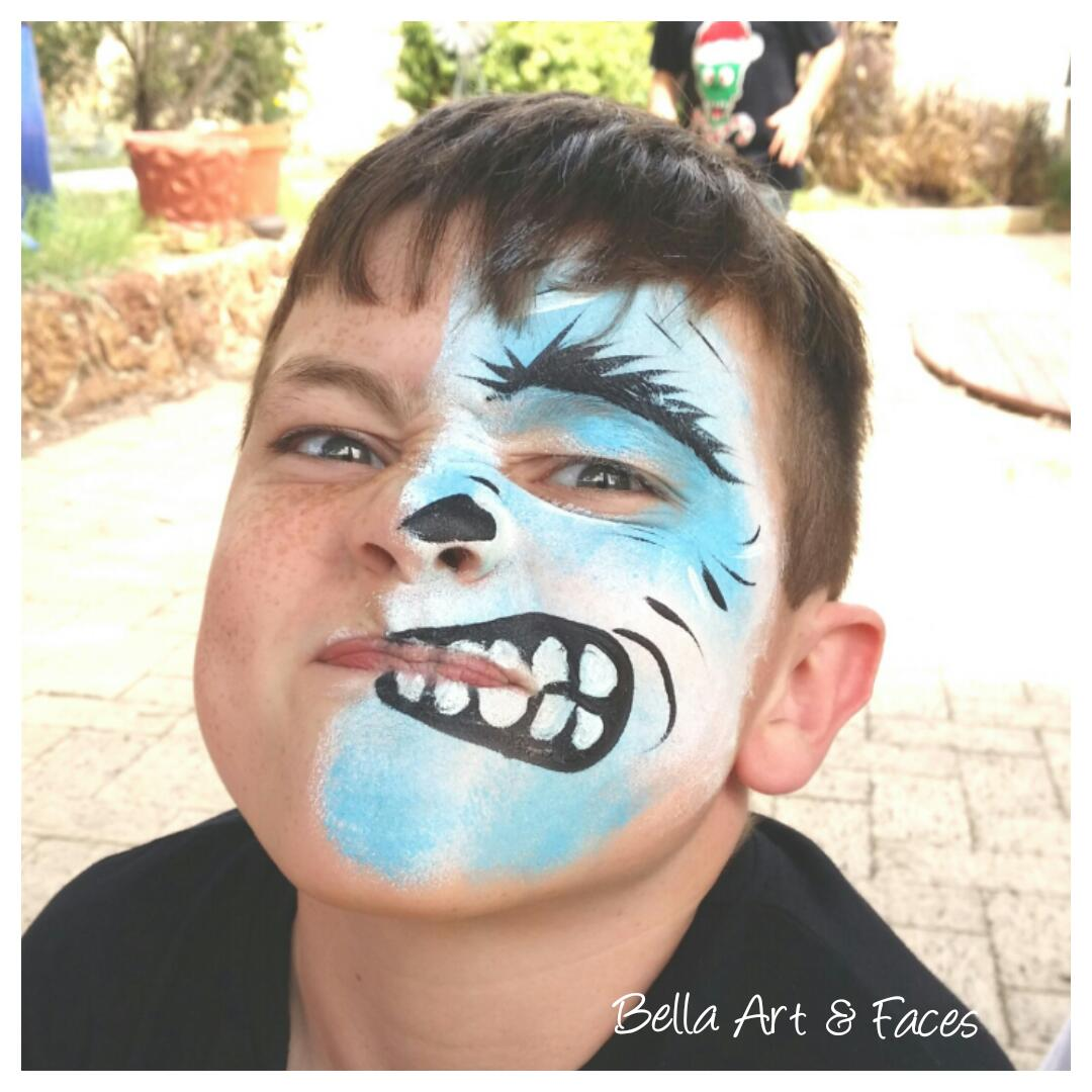 Face Painting Perth