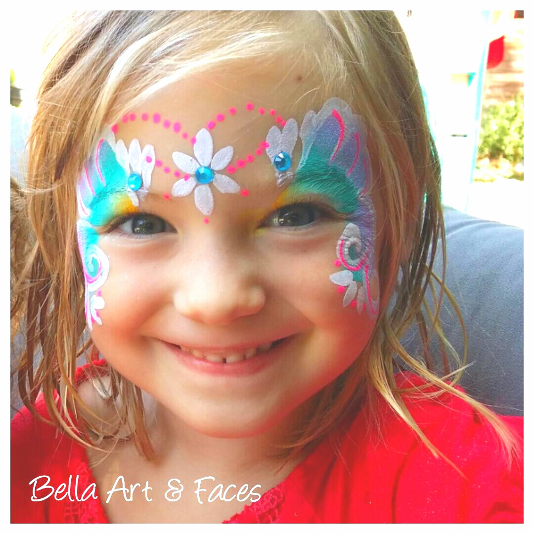 Perth S Best Face Painters  100 Happy Customer Record