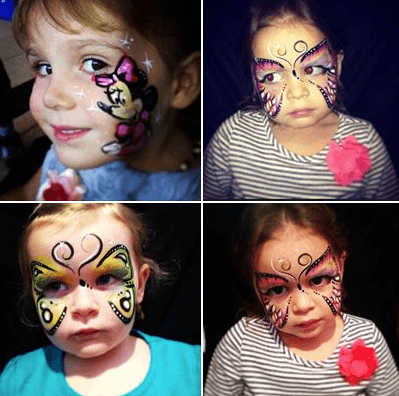 butterfly-and-minnie-mouse-face-painting