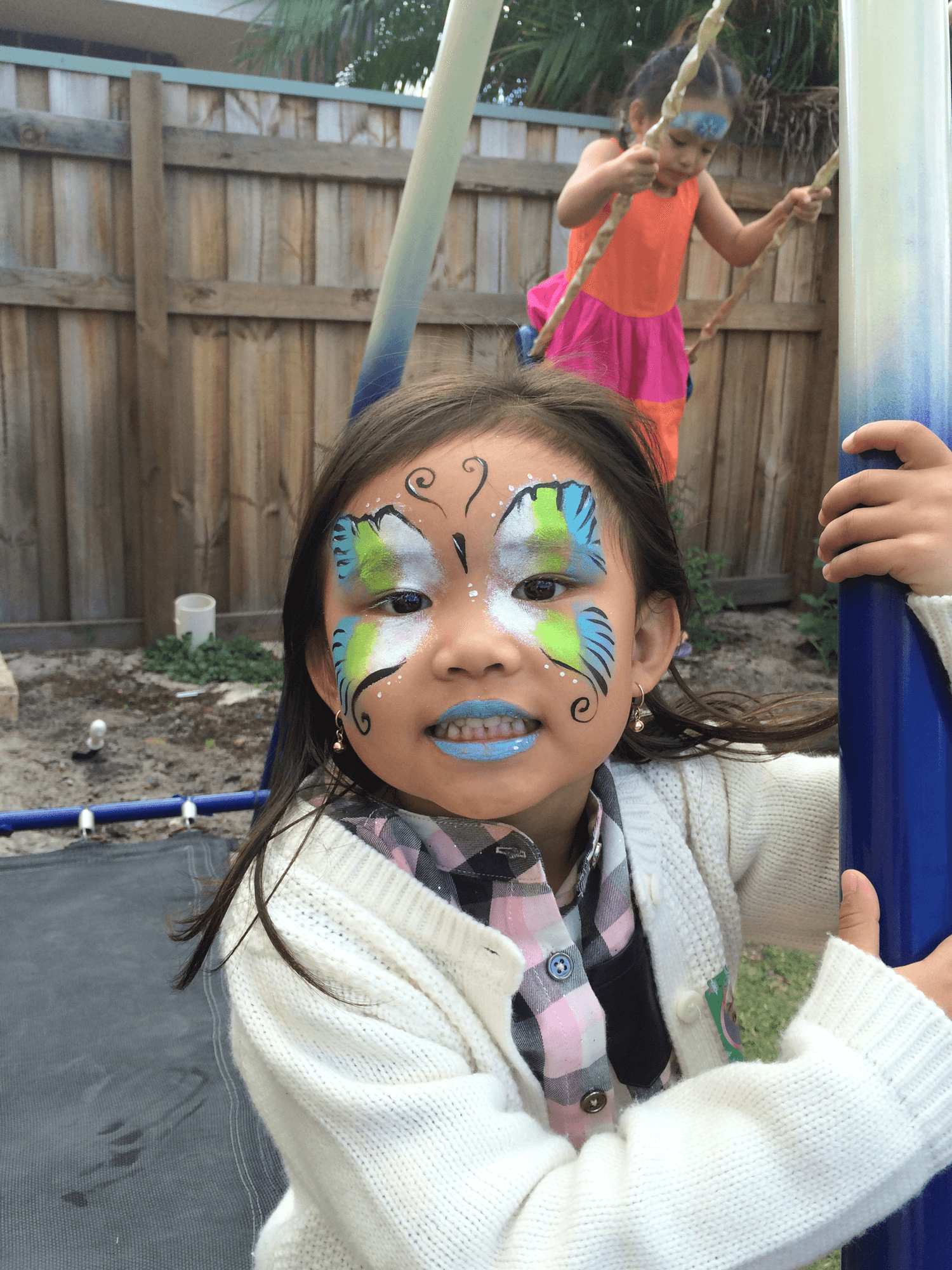 Perth_Face_Painting_Butterfly