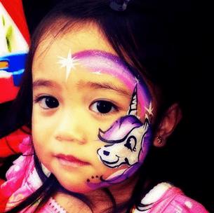 Face Paint - Unicorn