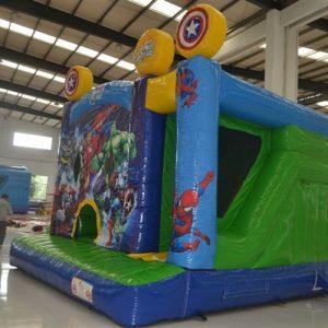 Avenger Bouncy Castle