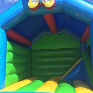 Big Blue Bouncy Castle Perth
