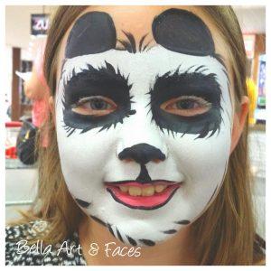 Bear-Perth-face-Painting