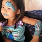 Butterfly-Face-Painting