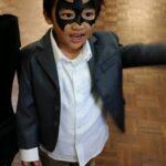 Batman-Face-Painting