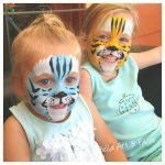 Little Tiger Perth-Face Painting