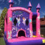 Princess-and-Fairies Bouncy Castle