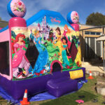 Princess Jump Bouncy Castle Perth