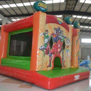 Super Hero Perth Bouncy Castle