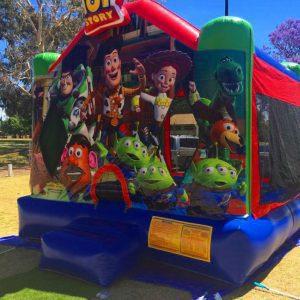 Toy Story Bouncy Castle