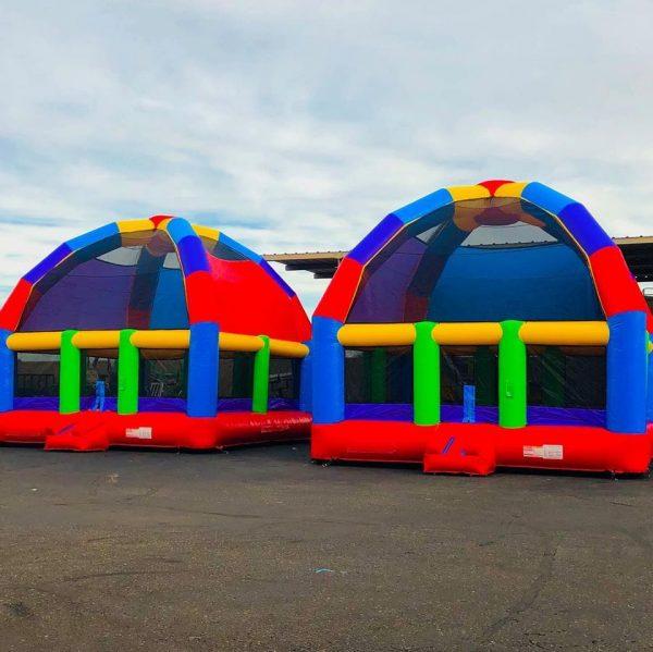 Mega Dome Bouncy Castle