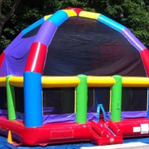 Mega Dome Bouncy Castle Hire