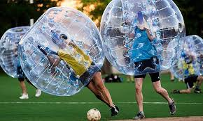 Bubble Soccer Perth