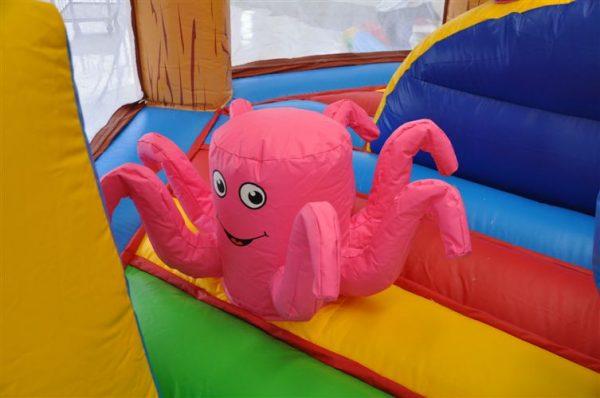 pirates revenge octopus
