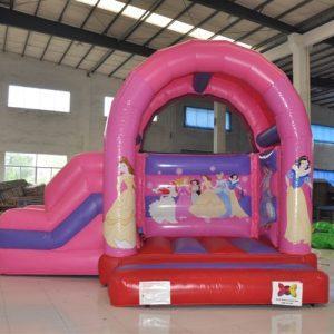dancing princess bouncy castle