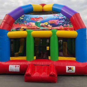 The-Little-Mermaid-Bouncy-Castle-min