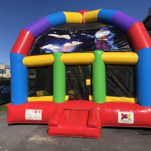 Magician Bouncy Castle