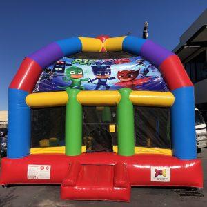PJ Masks bouncy castle