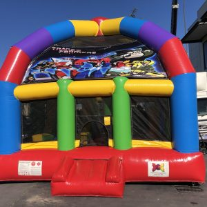 Transformers Bouncy Castle