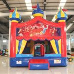 Circus Bounce with Circus Banner