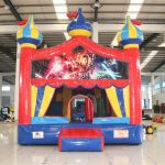 Circus Bounce with Star Wars Banner