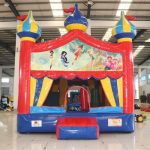 Circus Bounce with Tinkerbell Banner