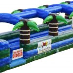 Jungle Splash - Double Lane Slip N Slide-PBCH (1)