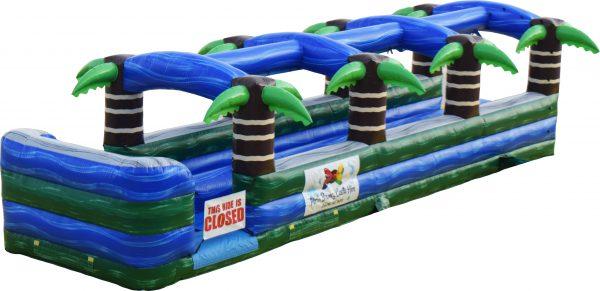 Jungle Splash - Double Lane Slip N Slide-PBCH (1)