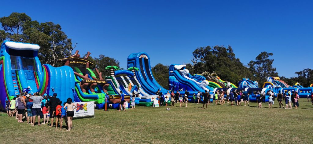 Perth Bouncy Castle Hire Events